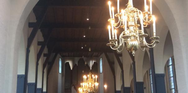 Renovatie kerkgebouw van de Hervormde gemeente te Randwijk