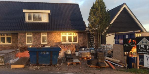 Renovatie woonhuis te Zetten