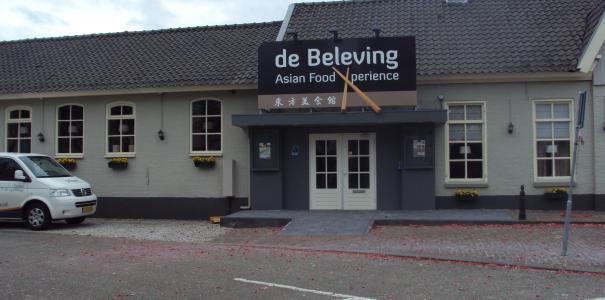 Renovatie wokrestaurant De Beleving te Langenboom