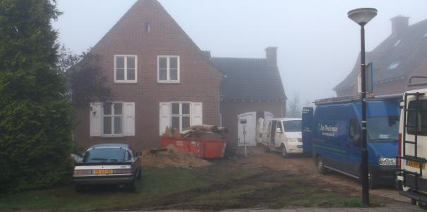 Renovatie woonhuis in oude stijl te Vierlingsbeek