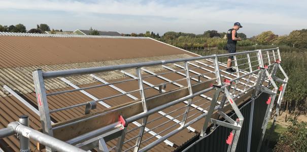 Zonnepanelen geïnstalleerd in Lienden