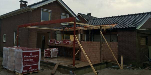 Renovatie woning Opheusden