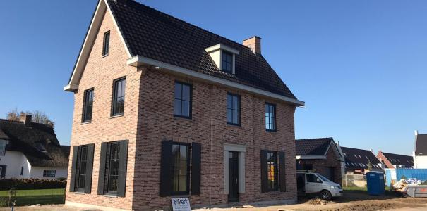 Nieuwbouw woning te Kesteren