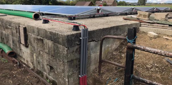 Project met 180 zonnepanelen opgeleverd, te Randwijk