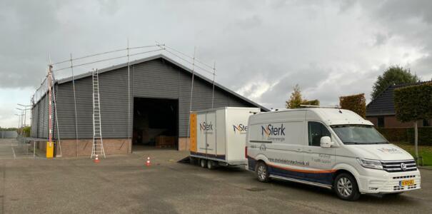 117 zonnepanelen geïnstalleerd bij Combinatie Mauritz te Opheusden