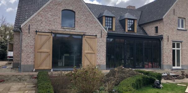 Renovatie van een woning te Hendrik Ido Ambacht